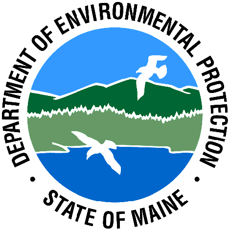 Department Of Environmental Protection Sate of Maine